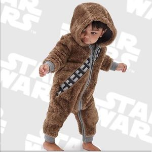 Star Wars Chewbacca one piece from The Gap